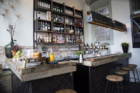 TWO-O - Bar Wisse - Amsterdam - interieur ontwerp